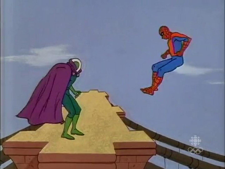 La Menace De Mysterio Episode 5 Saison1 1967 Video Dailymotion