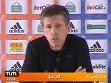 Foot : Avant match Lyon - PSG