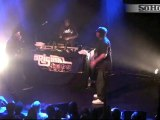 "KRS-ONE ""Live""  SUPER NATURAL Freestyle sur la Banniere de L'Original"