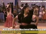 marinera - categoria infantil  Cajabamba 5