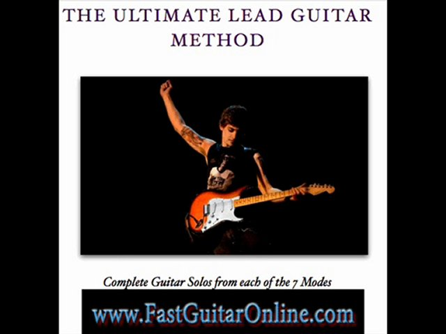 learn the guitar notes fast