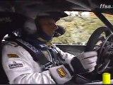 Rallye - Critérium des Cévennes - Embarquée Mourgues