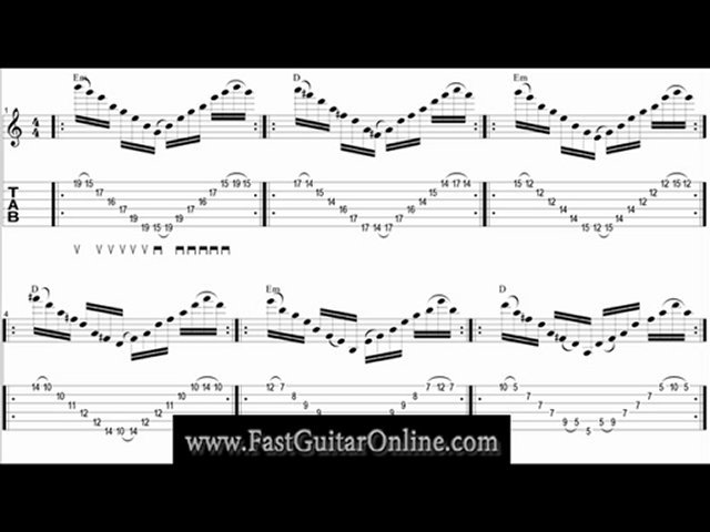 guitar tabs lessons fast