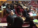 Sénat.Hebdo : le magazine vidéo du Sénat (29/10/2010)