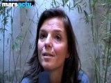 """Maylis de Kerangal : """"Marseille, une ville sauvage"""""""