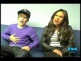Justin & Kristinia DeBarge Duet