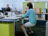Stress explosif au bureau !