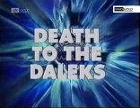 Death To The Daleks (Jan 1999, UK Gold)