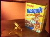 Publicité Nesquik Céréales Néstlé 1995