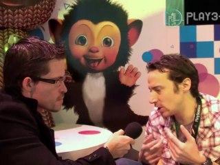 Interview exclusive à la Paris Games Week de EyePet : Move Edition