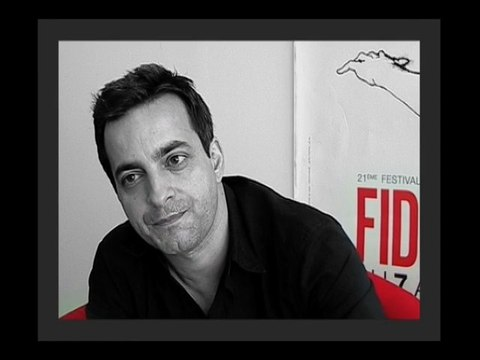 """Sylvain GEORGE - Réalisateur FID 2010 """"QU'ILS REPOSENT.."""""""