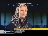 Lauren: belle-sœur de Tony Blair, convertie à l'Islam chiite