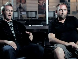 Strause Brothers #II - Featurette Strause Brothers #II (Anglais)