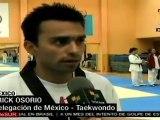Mexicanos se preparan para Campeonato Panamericano de Taekwondo