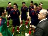 Cuartos De Final - P60-Paraguay-España Simulacion 2010 FIFA World Cup South Africa de EA Sports