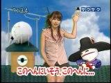 sakusaku 2009.08.10  夏休みの絵にBASE BALL BEAR  コブクロ登場 1/4