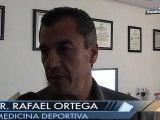 Medio Tiempo.com - Ramón Morales lesión. Dr. Rafael Ortega. Medicina Deportiva.