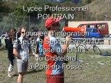 Journée d' intégration au Lycée Poutrain .Rentrée 2010