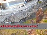 sinkhole home buyers, buyers of sinkhole homes we buy sinko
