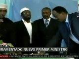 Primer ministro de Somalia, Mohamed Abdullahi Mohamed