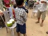 Parrainage d'une famille cambodgienne 2/2