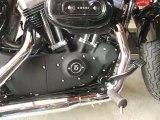 Sportster forty height - échappement khrome werks