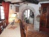 MC1343 Agence immobilière Albi, Gaillac. Entre Albi et Gaillac, maison de village du 13 ème siècle restaurée, 160 m² de SH, 200 m² de jardin