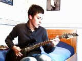 Joe Satriani - The Crush of Love cover by RGplayer01