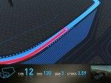 Formula 2010 Track Simulation Brazil Sebastian Vettel
