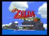 Re-Découverte : The Legend of Zelda : The Wind Waker (NGC)