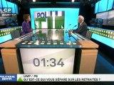 UMP/PS : ce qui les sépare sur le dossier des retraites