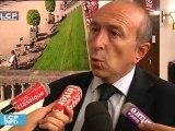 Non-cumul des mandats : Martine Aubry rencontre les sénateurs socialistes