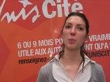 Marie-Rose a fait son Service Civique à Unis-Cité IDF