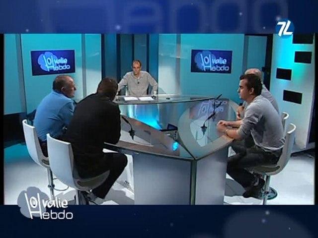 7LTV Ovalie hebdo (03/11/2010)