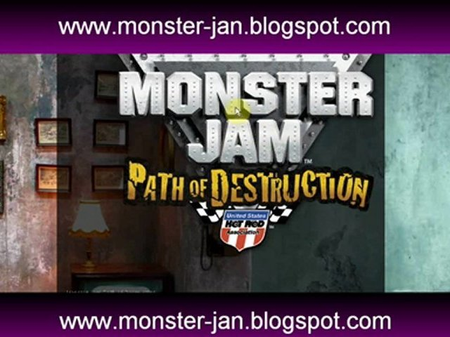 PS3 Codes For Monster Jam Path of Destruction