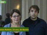 Belgodyssée 2010: Céline Gransard & Thomas Rottier