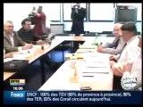 SNCF: Le syndicat reçoit les 4 syndicats séparément