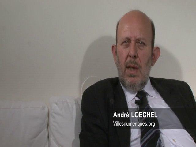 André Loechel, villesnumerique.org nous parle de Paris 2.0