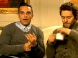 Robbie Williams & Howard Donald RTL Interview oct. 2010