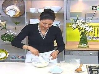 Recette macaron pistaches coco