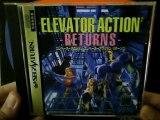 Elevator Action ² -Returns- [ test Saturn ]