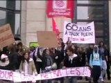 Manifestations contre la réforme des retraites 2