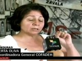 ONU denuncia que violaciones a DDHH en Honduras continúan impunes