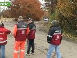 Rallye Condroz 2010: Spéciale Test à la Cabane de Ben-Ahin