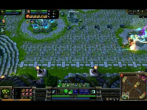 league of legends lol master yi record speed