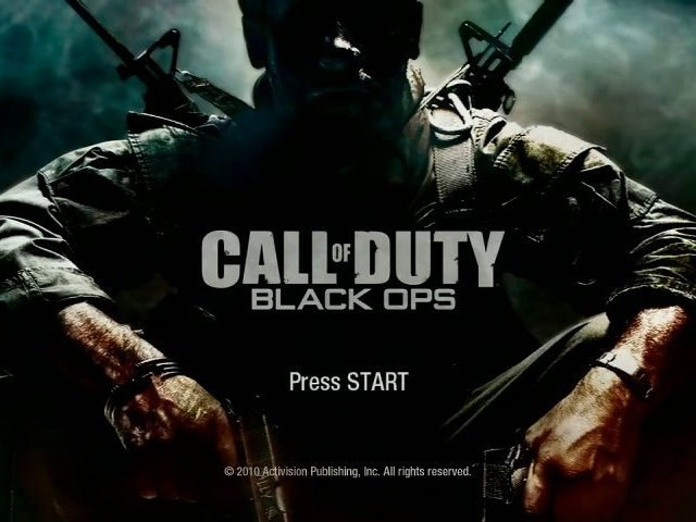 Call of Duty BLACK OPS Test Moggy Aspi Show