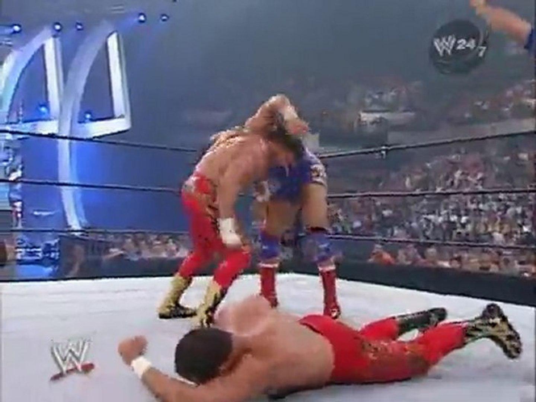 Image result for WWE Backlash 2003  Team Angle