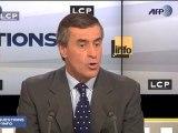 Jérôme Cahuzac regrette que Christine Lagarde n'ait jamais été élue...