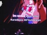 Aperçu Japan Anime Live 2010 au Zénith de Paris