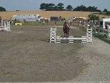 moi et jacinto parcours de saut d'obstacle la cavale bleue